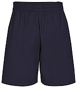 Classroom Unisex Pull on Shorts Navy