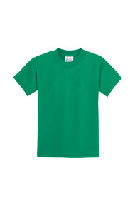 Sacred Heart Spirit Wear Youth Unisex T-Shirt Kelly Green