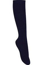 Classroom Female Opaque Knee-High Socks Dark Navy
