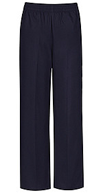Classroom  Pull-On Elastic Waist Pants Navy