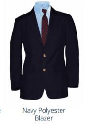 Ambrose Boys Navy Blazer~PreOrder