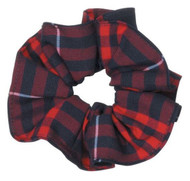 Plaid Hair Scrunchies  Your school plaid will be sent This plaid is for Sample of scrunchie only