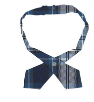 Plaid Cross Tie (Plaid 85) OSFA