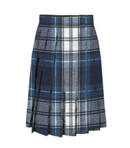 PLaid 85 Knife Pleat Skirt