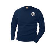 6530 • classic crew neck long sleeve pullover • A+ Fabrics: 100% A+ lo-pil acrylic