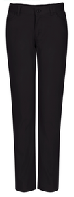 Classroom Female Black Matchstick Pant