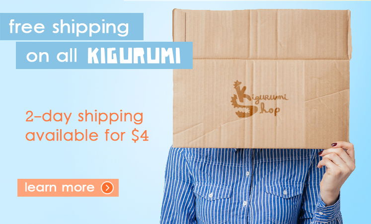 Free Shipping on All Kigurumi. Read Details.