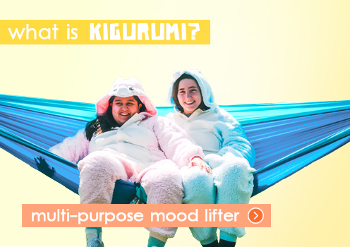 What is Kigurumi? Learn More.