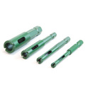 Wet and Dry Core Bits for Stone and Tile