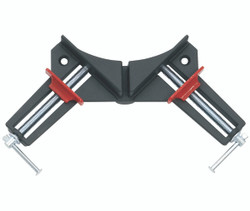 "Bessey WS-1 - Clamp, woodworking, angle clamp, light duty, approx. 2.75"" per side"