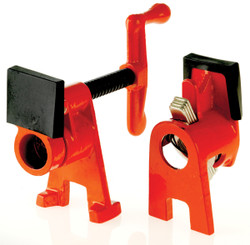 Bessey BPC-H12 - Clamp, pipe, H Series, 1/2 In