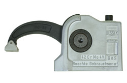 Bessey BAS-C10-6 - BAS machine table clamps, open base, 97 mm opening, 60 mm throat depth