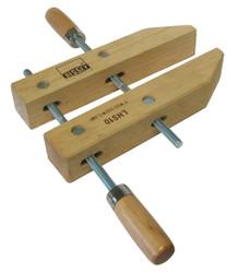 Bessey HS-6 - Clamp, woodworking, hand screw, 6 In. x 3 In