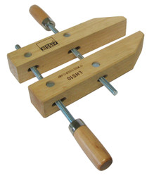 Bessey HS-8 - Clamp, woodworking, hand screw, 8 In. x 5 In