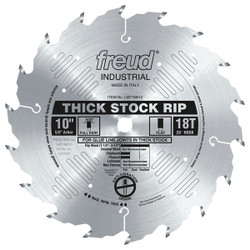 "Freud -  10"" Thick Stock Rip Blade - LM71M010"