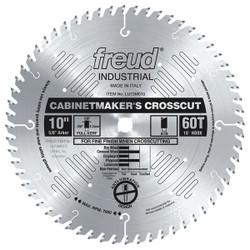 "Freud -  10"" Cabinetmaker's Crosscut Blade - LU73M010"