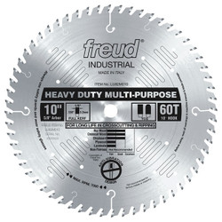 "Freud -  10"" Heavy Duty Multi-Purpose Blade - LU82M010"