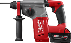"Milwaukee 2712-22 - M18 FUEL™ 1"" SDS Plus Rotary Hammer"