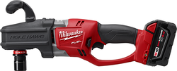 Milwaukee 2708-22 - M18 FUEL™ HOLE HAWG® Right Angle Drill Kit w/ QUIK-LOK™