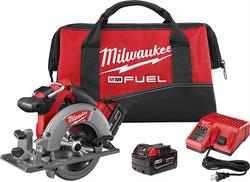 "Milwaukee 2730-22 - M18 FUEL™ 6-1/2"" Circular Saw Kit"