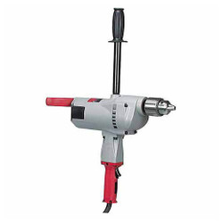 "Milwaukee 1854-1 - 3/4"" Large Drill, 350 RPM"