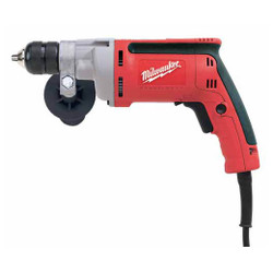 "Milwaukee 0201-20 - 3/8"" Magnum® Drill, 0-2500 RPM with All Metal Chuck"
