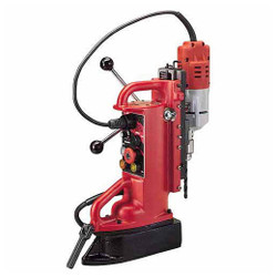 "Milwaukee 4204-1 - Adjustable Position Electromagnetic Drill Press with 1/2"" Motor"