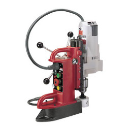 "Milwaukee 4210-1 - Fixed Position Electromagnetic Drill Press with 3/4"" Motor"
