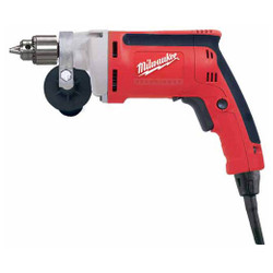 "Milwaukee 0100-20 - 1/4"" Magnum® Drill, 0-2500 RPM with QUIK-LOK® Cord"