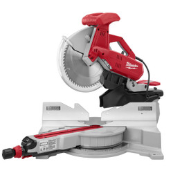 "Milwaukee 6955-20 - 12"" Dual-Bevel Sliding Compound Miter Saw"