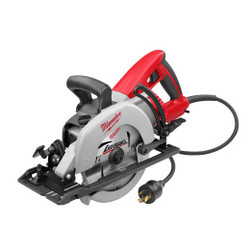 "Milwaukee 6577-20 - 7-1/4"" Worm Drive Circular Saw with Twist Plug"
