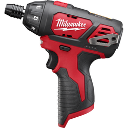 "Milwaukee 2401-20 - M12™ 1/4"" Hex Screwdriver (Tool Only)"