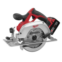"Milwaukee 2630-22 - M18™ Cordless LITHIUM-ION  6 ½"" Circular Saw"
