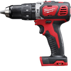"Milwaukee 2607-20 - M18™ Compact 1/2"" Hammer Drill/Driver (Tool Only)"