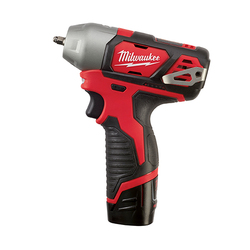 "Milwaukee 2461-22 - M12™ ¼"" Impact Wrench Kit"