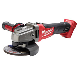 "Milwaukee 2781-20 - M18 FUEL™ 4-1/2"" / 5"" Grinder, Slide Switch Lock-On (Tool Only)"