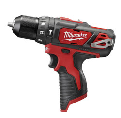 """Milwaukee 2408-20 - M12™ 3/8"""" Hammer Drill/Driver (Tool Only)"""