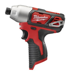 "Milwaukee 2462-20 - M12™ ¼""  Hex Impact Driver (Tool Only)"