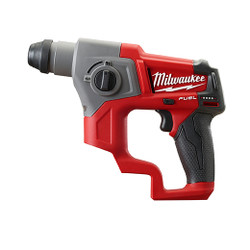 """Milwaukee 2416-20 - M12 FUEL™ 5/8"""" SDS Plus Rotary Hammer (Tool Only)"""