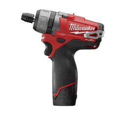 "Milwaukee 2402-22 - M12 FUEL™ 1/4"" Hex 2-Speed Screwdriver Kit"