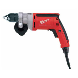 "Milwaukee 0302-20 - 1/2""  Magnum® Drill, 0-850 RPM with All Metal Chuck and QUIK-LOK®  cord"