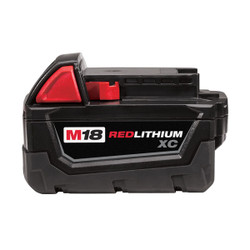 Milwaukee -  M18™ REDLITHIUM™ XC 3.0 Extended Capacity Battery - 48-11-1828