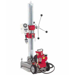 Milwaukee 4136 - Diamond Coring Rig with Large Base Stand, Vac-U-Rig® Kit and Meter Box
