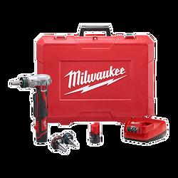 Milwaukee 2432-22 - M12™ Cordless LITHIUM-ION ProPEX®  Expansion Tool Kit