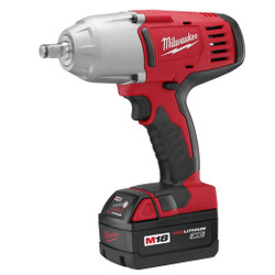 "Milwaukee 2663-22 - M18™ 1/2"" High-Torque Impact Wrench with Friction Ring Kit"
