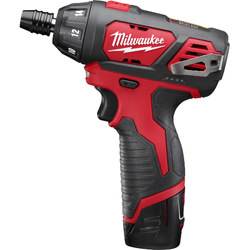"Milwaukee 2401-22 - M12™ 1/4"" Hex Screwdriver Kit"