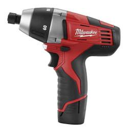 Milwaukee 2455-22 - M12™ Cordless Lithium-Ion No-Hub Driver Kit
