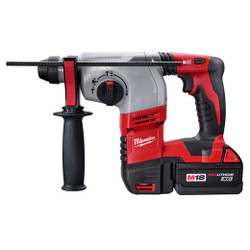 "Milwaukee 2605-22 - M18™ Cordless Lithium-Ion 7/8"" SDS-Plus Rotary Hammer Kit"