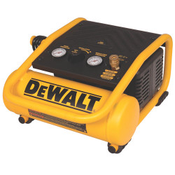 DeWALT -  1 Gallon, 135 PSI Max, Trim Compressor - D55140