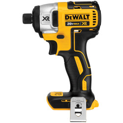 "DeWALT -  20V MAX* XR Lithium Ion Brushless 1/4"" Impact Driver (Tool Only) - DCF886B"